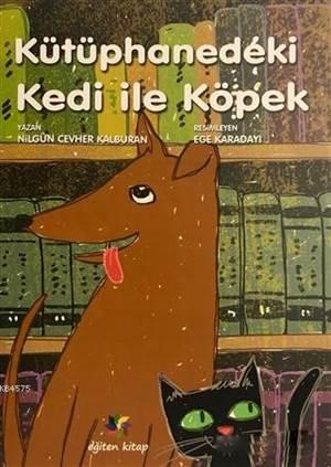Kütüphanedeki Kedi İle Köpek