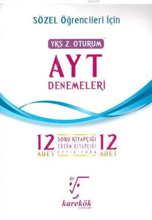 AYT 12 Sözel Denem ...