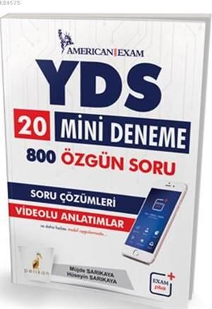 YDS 20 Mini <br/>Deneme 800 Öz ...