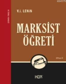 Marksist Öğreti.