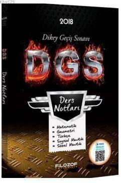 2018 DGS Ders Notl ...