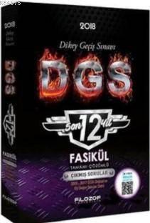 2018 DGS Son 12 <br/>Yıl Fasikül T ...