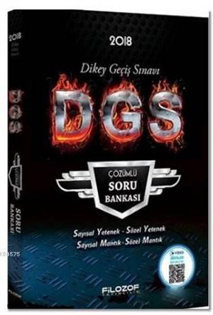 2018 DGS Çözümlü S ...