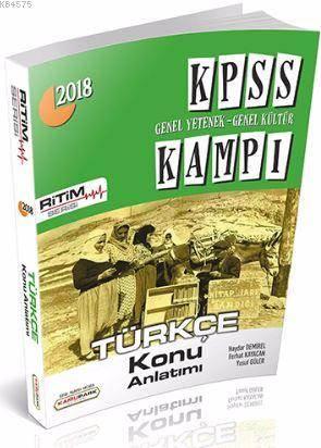 KPSS Kampı Genel Yetenek Genel Kültür Türkçe Konu Anlatımlı