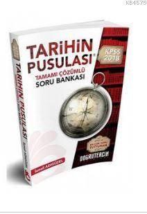 2018 KPSS Tarihin Pusulası Tamamı Çözümlü Soru Bankası Doğru Tercih Yayınları