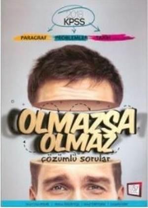2018 KPSS Olmazsa Olmaz Çözümlü Sorular