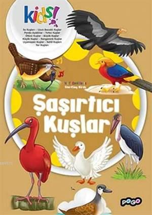 Şaşırtıcı Kuşlar; İlk Kütüphanem Serisi