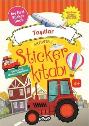 Aktiviteli Sticker Taşıtlar
