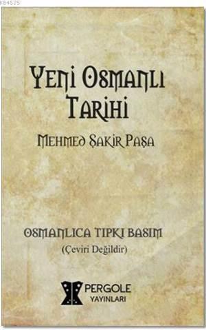 Yeni Osmanlı Tarihi