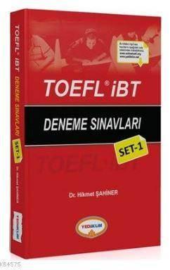 TOEFL İBT Deneme Sınavları Set 1