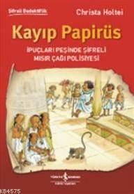 Kayıp Papirüs Şifreli Dedektiflik