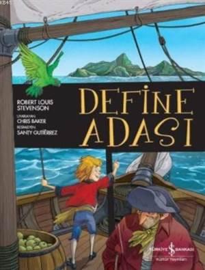 Define Adası; Çizgilerle Klasikler Dizisi