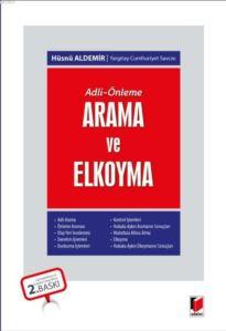 Adli - Önleme : Arama Ve Elkoyma