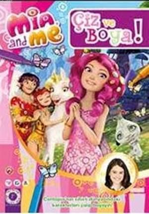 Çiz Ve Boya 2; Mia And Me