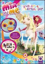 Oyunlar Ve Çıkartmalar 2; Mia And Me