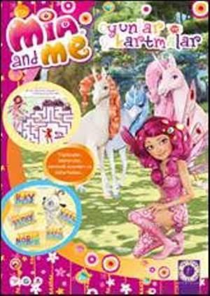 Oyunlar Ve Çıkartmalar 1; Mia And Me
