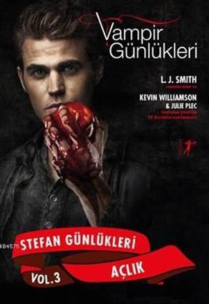 Vampir Günlükleri Stefan Günlükleri Açlık