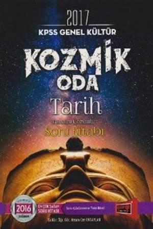 KPSS Genel Kültür Kozmik Oda Tarih Tamamı Çözümlü Soru Kitabı 2017