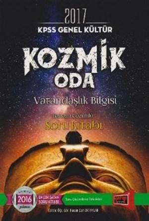 2017 KPSS Genel Kültür Kozmik Oda Vatandaşlık Bilgisi; Tamamı Çözümlü Soru Bankası 2017