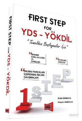 FIRST STEP For YDS YÖKDİL