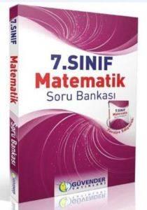 Güvender 7. Sınıf Matematik Soru Bankası