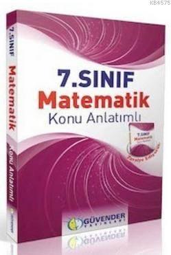Güvender - 7.Sınıf Matematik Konu Anlatım