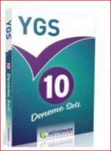 Güvender YGS 10 Deneme Seti