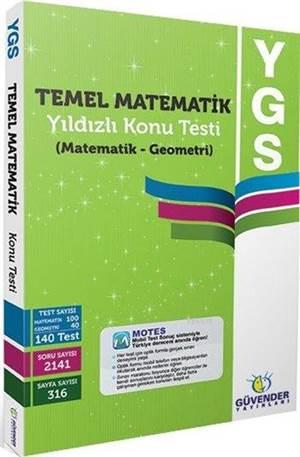 YGS Temel Matematik Yıldızlı Konu Testi; Matematik - Geometri