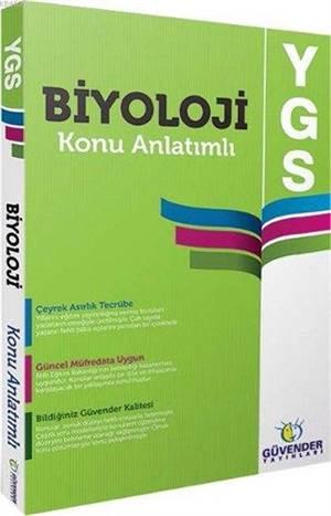 YGS Biyoloji Konu Anlatımlı