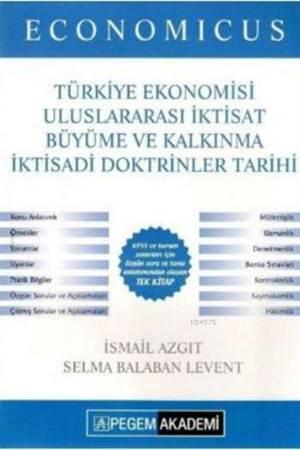 Kpss A Grubu Economicus Türkiye Ekonomisi Uluslararası İktisat Büyüme Ve Kalkınma İktisadi D.Tarihi