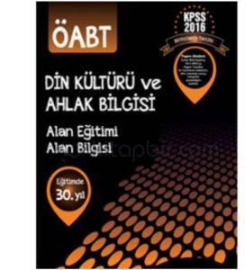 KPSS ÖABT Din Kültürü ve Ahlak Bilgisi Konu Anlatımlı 2016