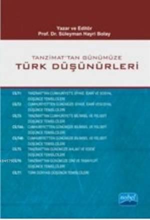 Tanzimat'tan Günümüze Türk Düşüncesi