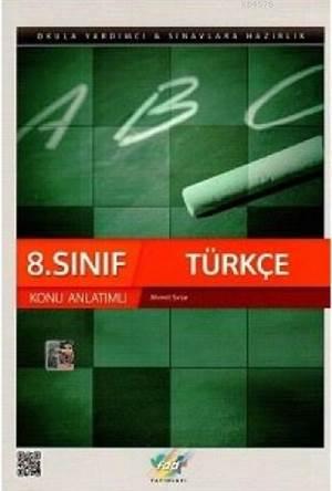 FDD 8. Sınıf Türkçe Konu Anlatımlı