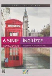 6.Sınıf İngilizce Konu Anlatımlı