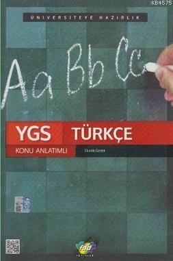 FDD YGS Türkçe Konu Anlatımlı