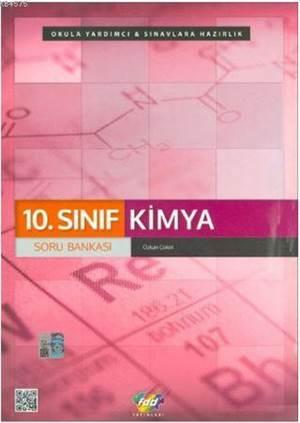 FDD 10. Sınıf Kimya Soru Bankası