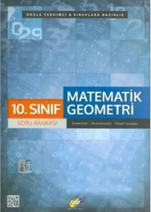 FDD 10. Sınıf Matematik-Geometri Soru Bankası