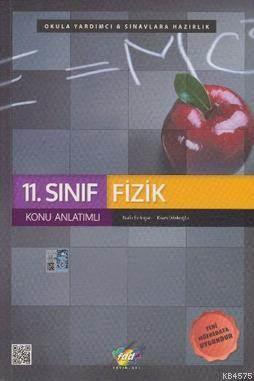 FDD 11. Sınıf Fizik Konu Anlatımlı
