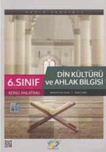FDD 6. Sınıf Din Kültürü ve Ahlak Bilgisi Konu Anlatımlı