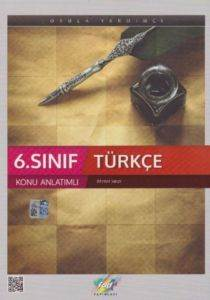 FDD 6. Sınıf Türkçe Konu Anlatımlı