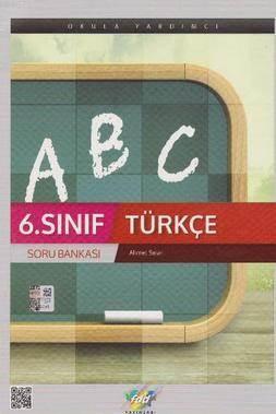 Fdd 6. Sınıf Türkçe Soru Bankası