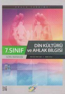 FDD 7. Sınıf Din Kültürü ve Ahlak Bilgisi Soru Bankası