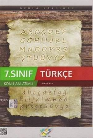 Fdd 7. Sınıf Türkçe Konu Anlatımlı