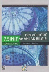 FDD 7. Sınıf Din Kültürü ve Ahlak Bilgisi Konu Anlatımlı