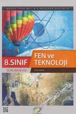 FDD 8. Sınıf Fen ve Teknoloji Soru Bankası
