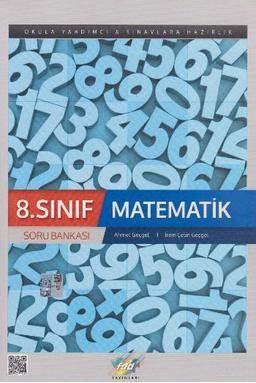 FDD 8. Sınıf Matematik Soru Bankası