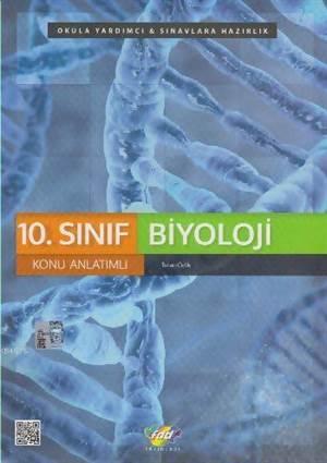 Fdd 10. Sınıf Biyoloji Konu Anlatımlı