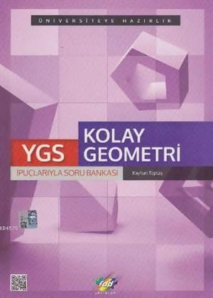 Fdd Ygs Kolay Geometri İpuçlarıyla Soru Bankası