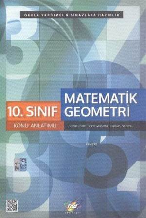 FDD 10.Sınıf Matematik Geometri Konu Anlatımlı (2016)