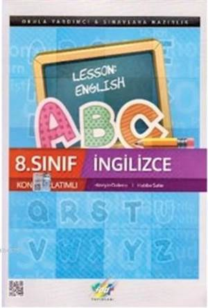 FDD 8. Sınıf İngilizce Konu Anlatımlı